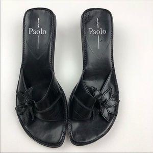 Linea Paolo Flower Sandal